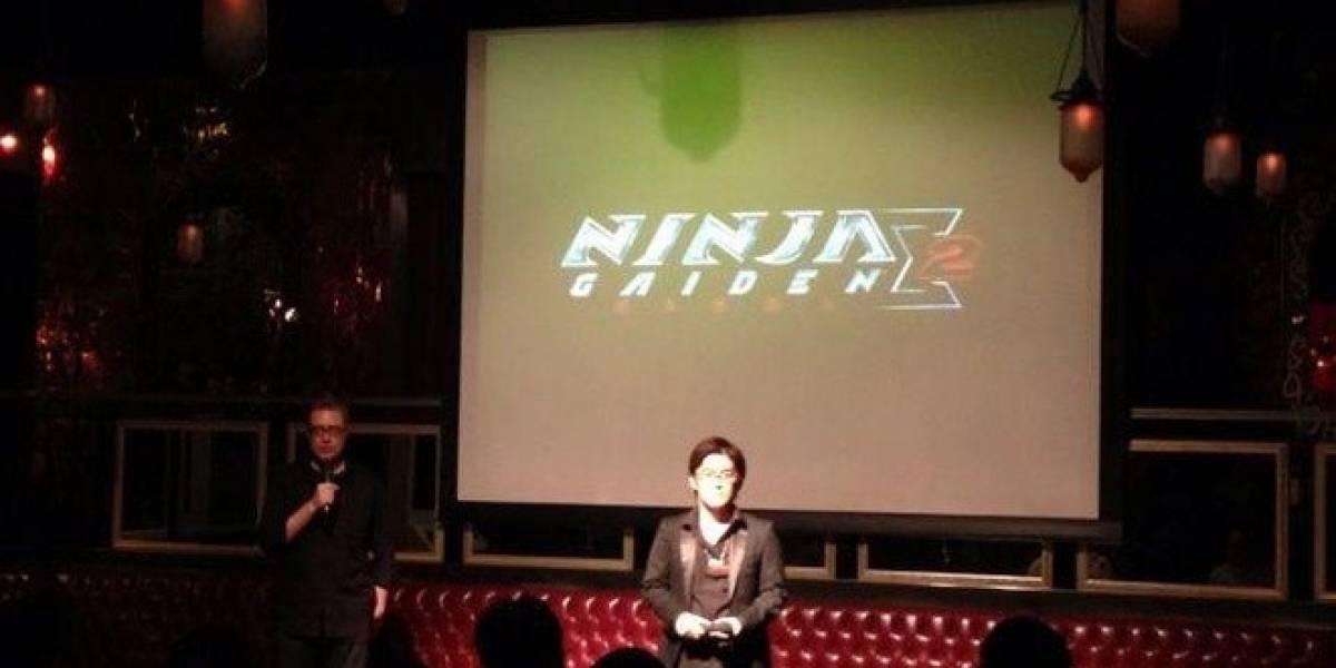 TGS 12: Ninja Gaiden Sigma 2 Plus va de camino a Vita