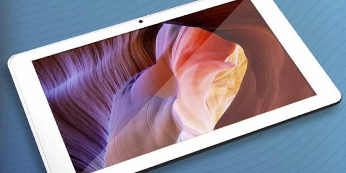 Lanzan tableta que corre sistemas operativos Android 4.0 y Ubuntu 12.04