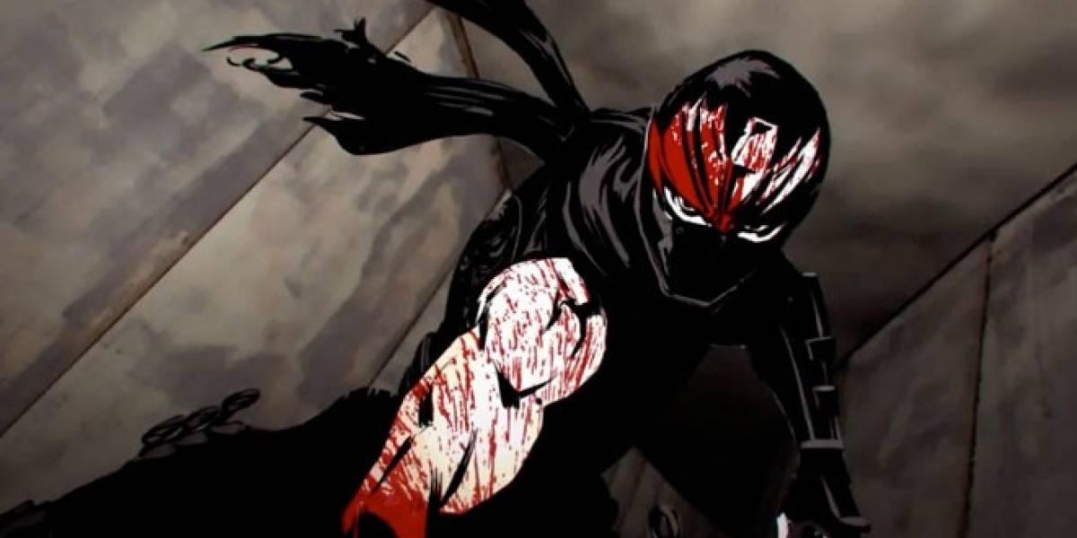 TGS 12: Yaiba Ninja Gaiden Z es una colaboración entre Keiji Inafune y Tecmo Koei