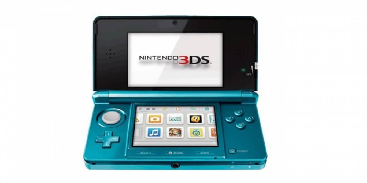 La Nintendo 3DS recibirá mantenimiento la próxima semana