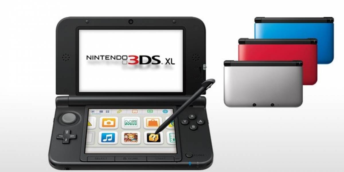 España: Nintendo 3DS XL ya tiene precio en Game