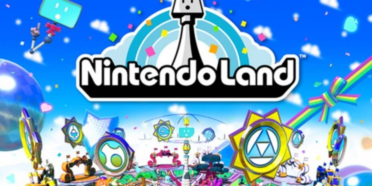 Video con siete minutos de Nintendo Land para Wii U