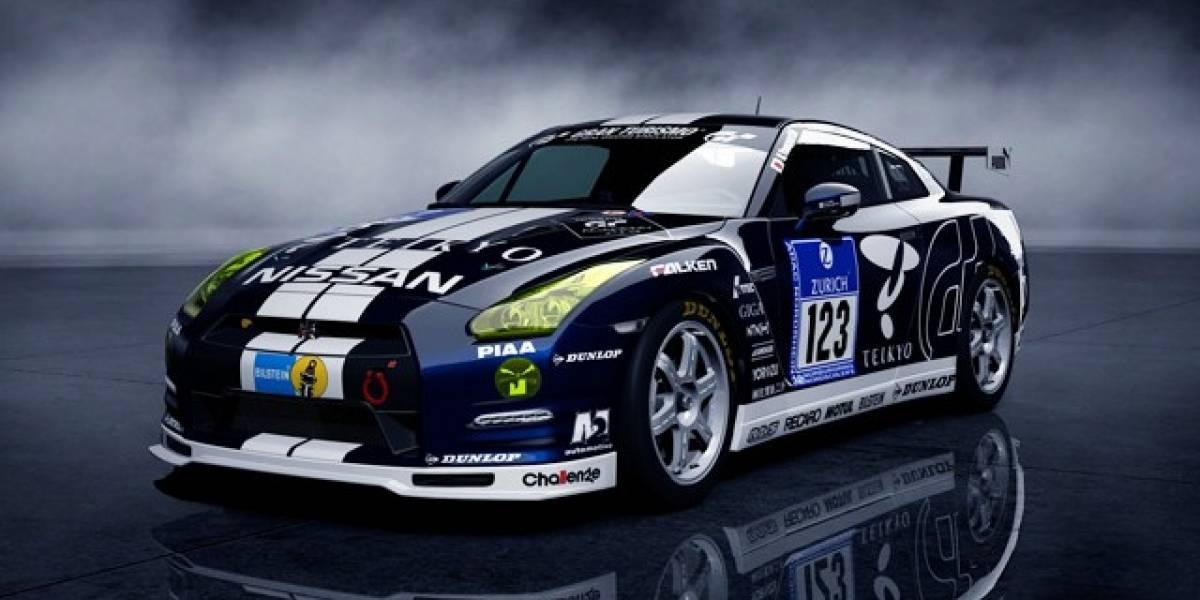 Gran Turismo 5 recibe tres nuevos autos y actualización 2.08