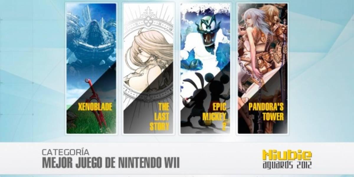 Niubie Aguards: Vota por el mejor juego de Wii del 2012
