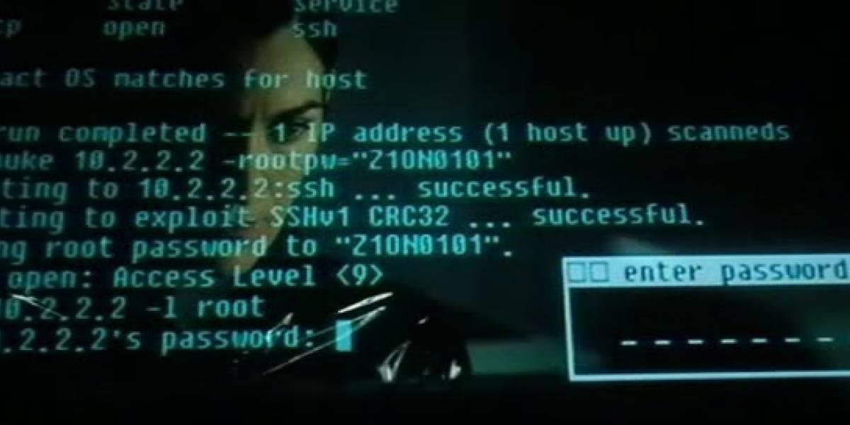 """National Cyber Range: """"Ciberguerra"""" al estilo Matrix"""