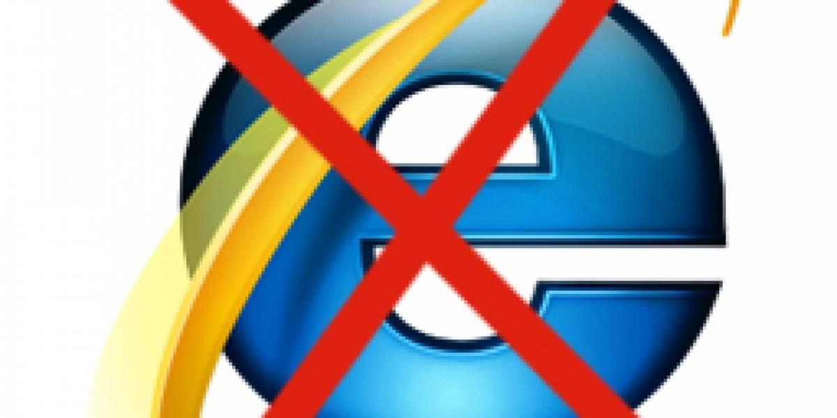 Francia también llama a dejar de usar Internet Explorer