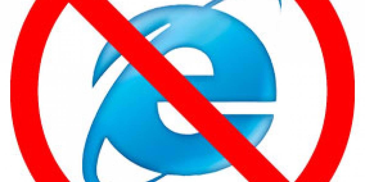 Gobierno alemán recomienda dejar de usar Internet Explorer