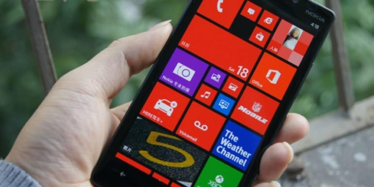 Fotos y videos demuestran la existencia de Nokia Lumia 929