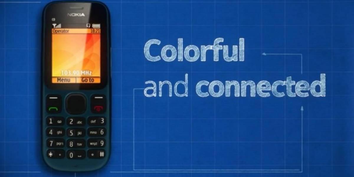 El modesto Nokia 100 se usa en Sudáfrica para ayudar a personas ciegas