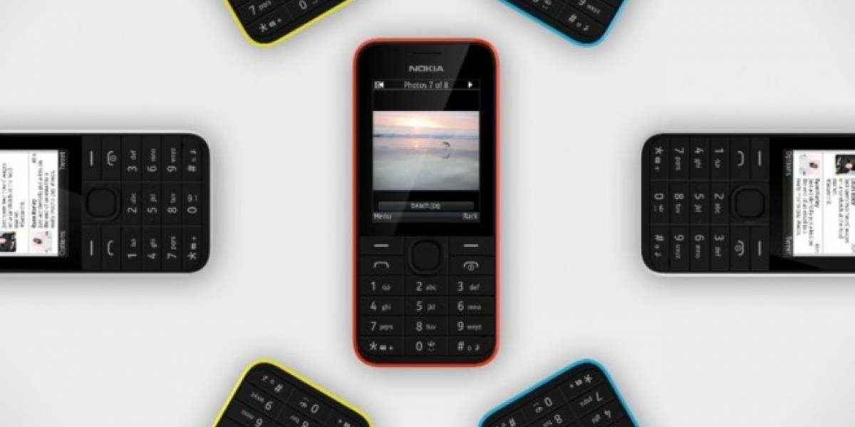 Nokia presenta sus nuevos teléfonos básicos listos para internet y redes sociales
