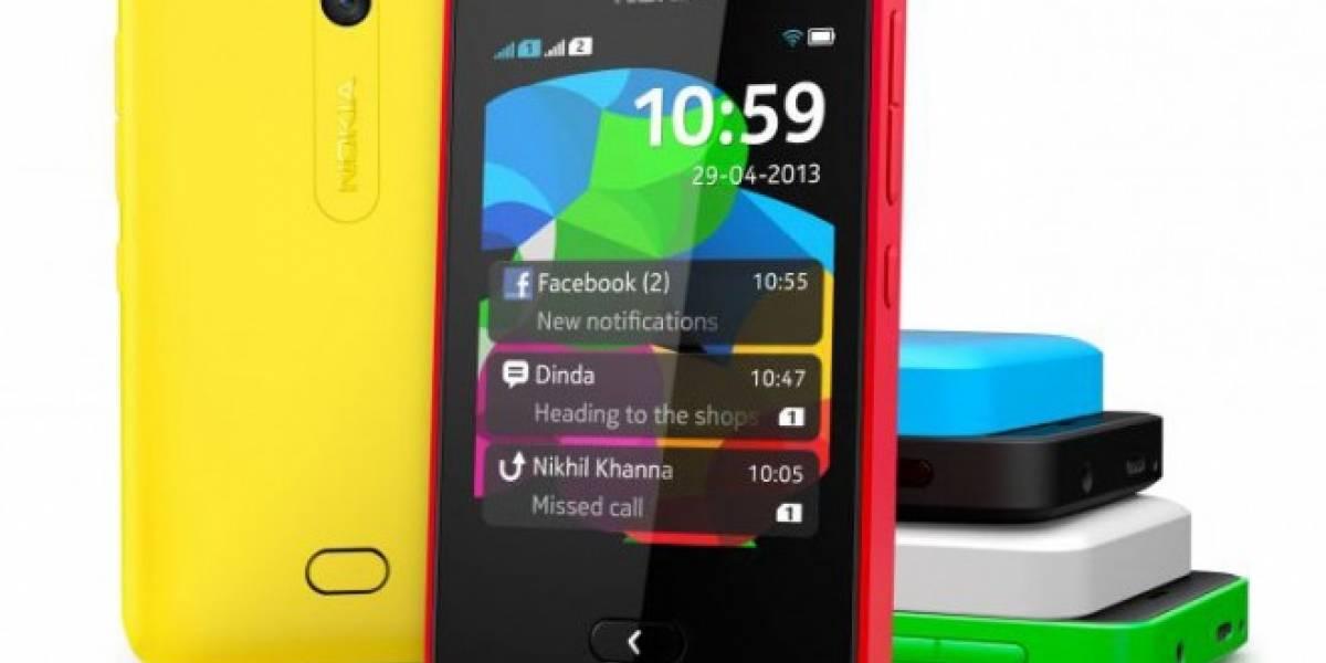 Nokia Asha 501, con la nueva plataforma Asha