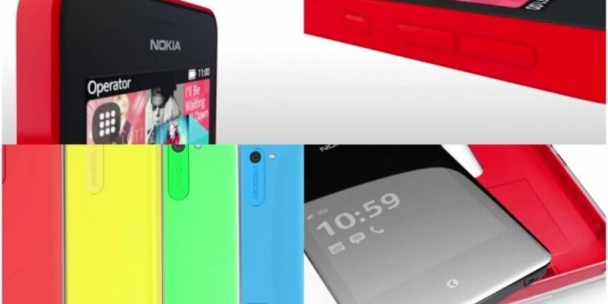 ¿Y si Nokia estuviera creando un N9 Mini?