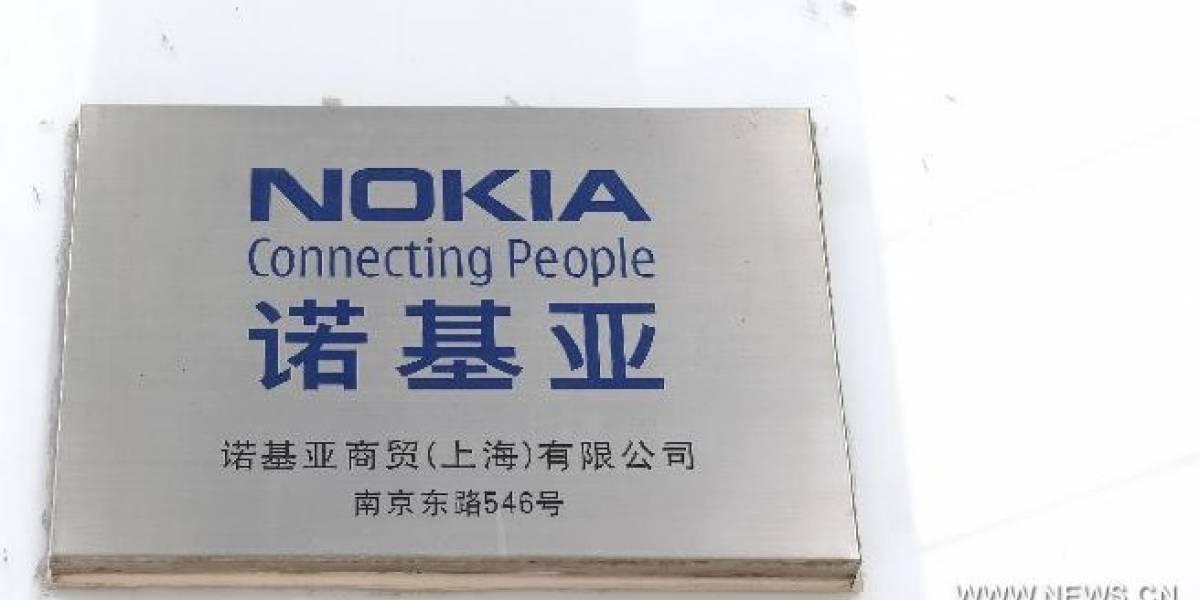 Nokia cierra su tienda más grande en Shanghai