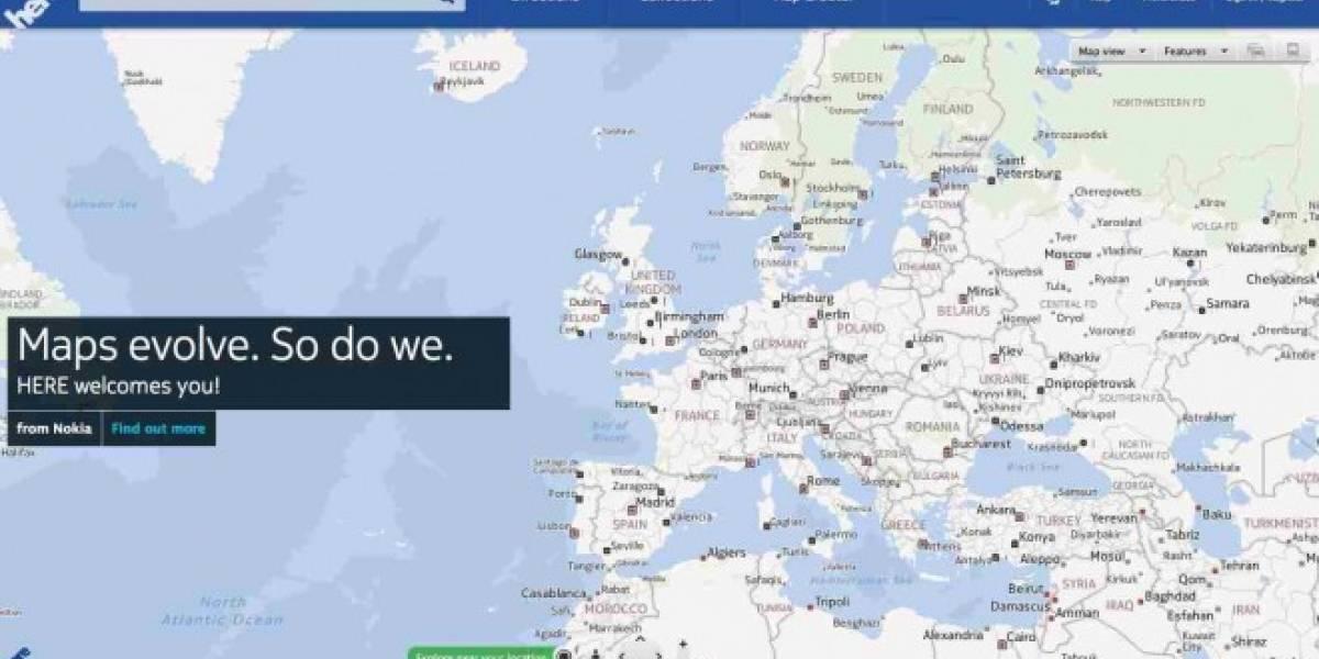 Nokia anunciará mañana integración entre Here Maps y autos
