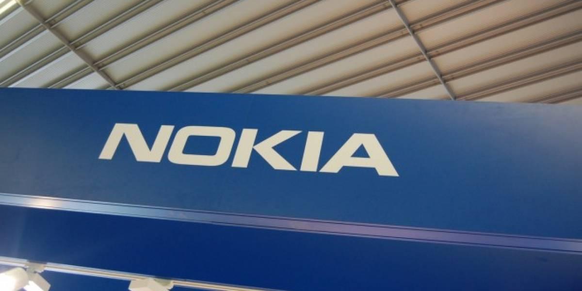 El panel frontal de un supuesto phablet Nokia sale a la luz