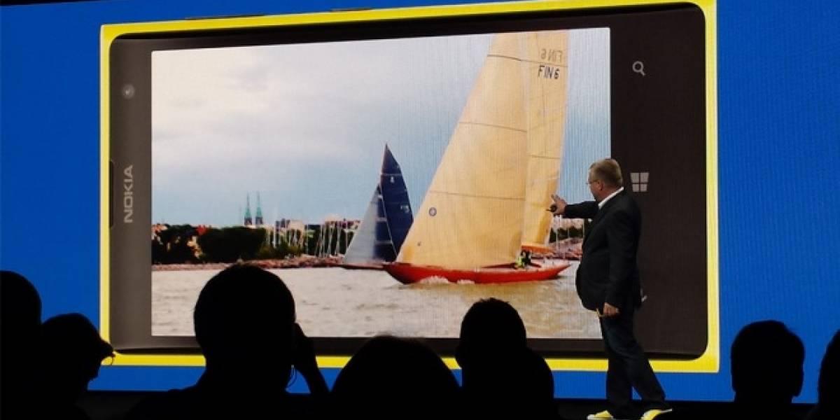 Nokia decidió el nombre de Lumia en un solo día