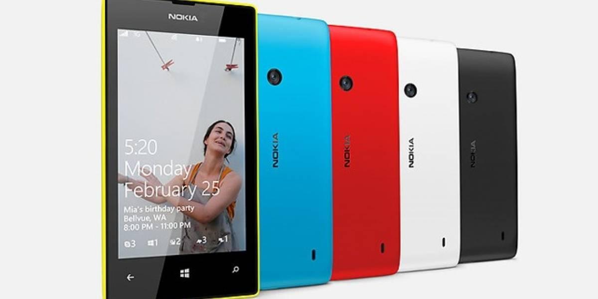 El Nokia Lumia 520 ya está en España