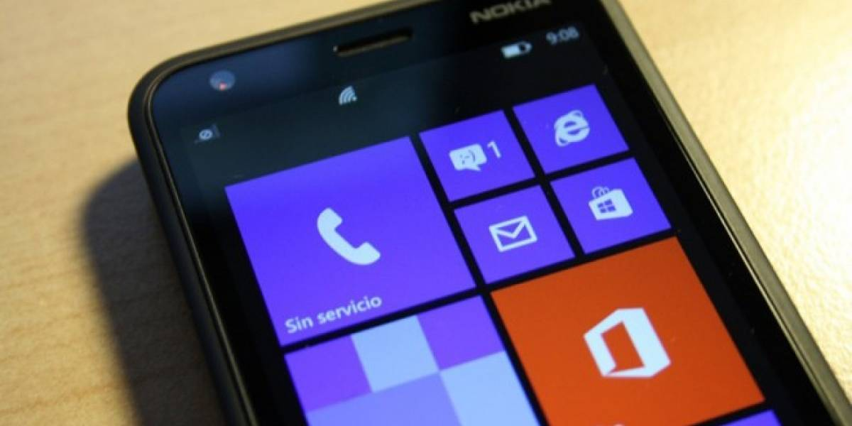 Nokia concentra el 90% del mercado de Windows Phone
