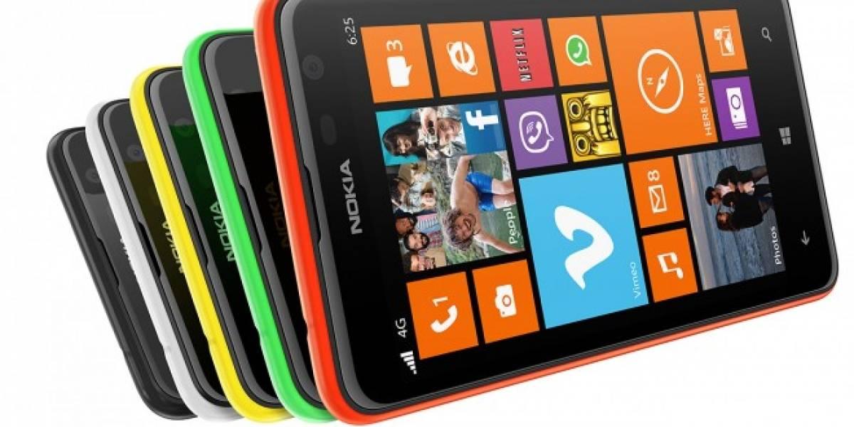 Tres píldoras de un fin de semana Nokia