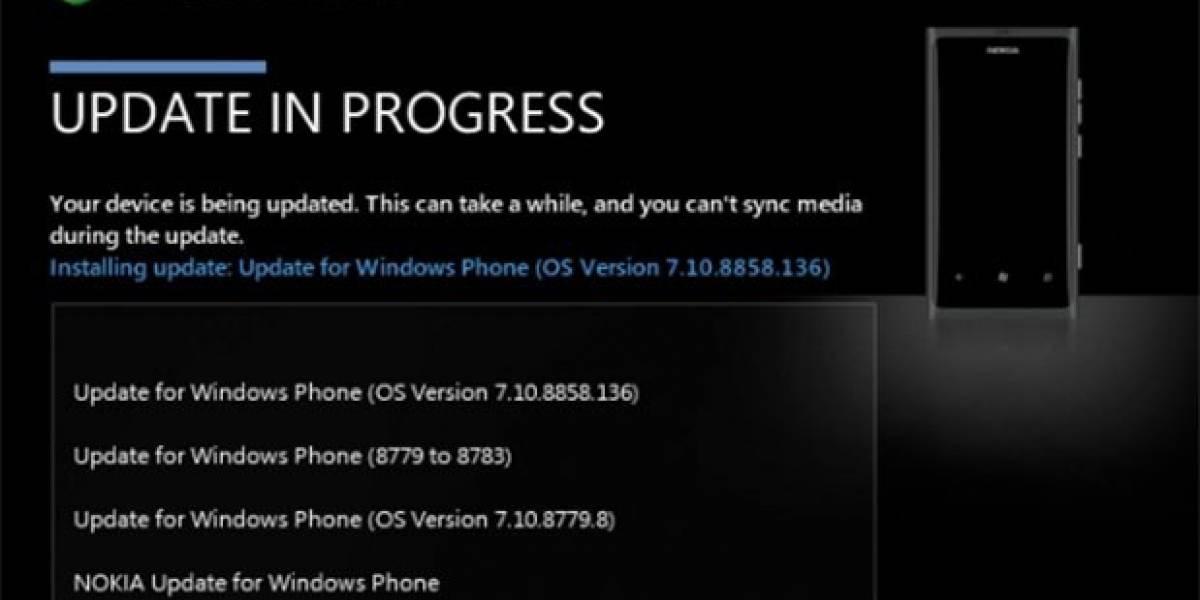 Europa recibe actualización a Windows Phone 7.8 para el Nokia Lumia 800