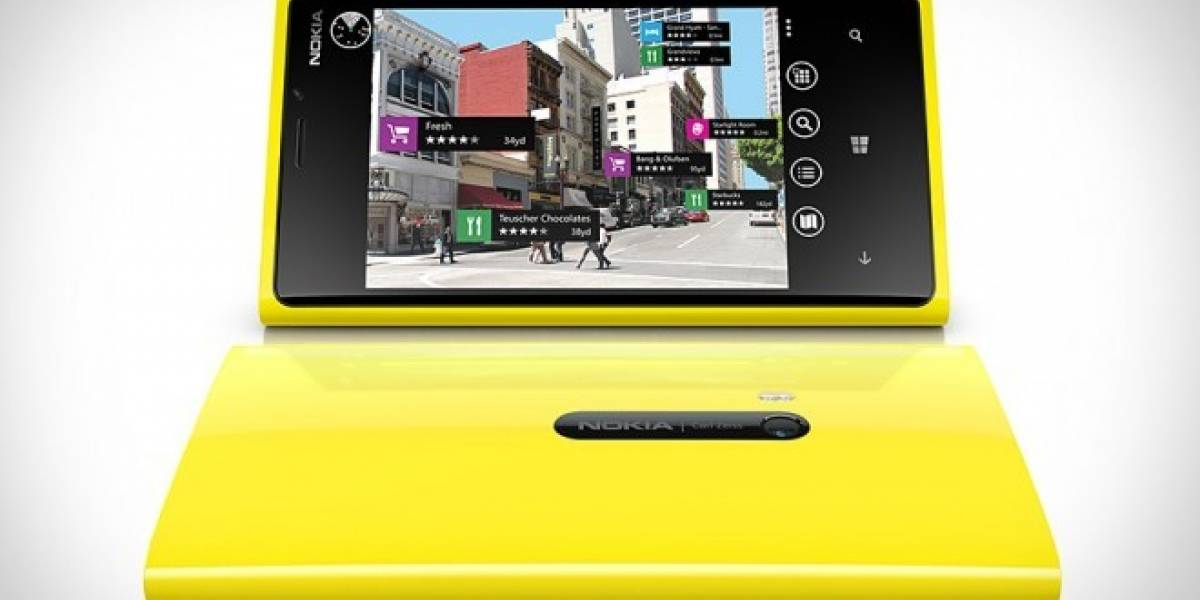 Un Lumia 920 y un Galaxy S III contra una máquina disparadora de pelotas