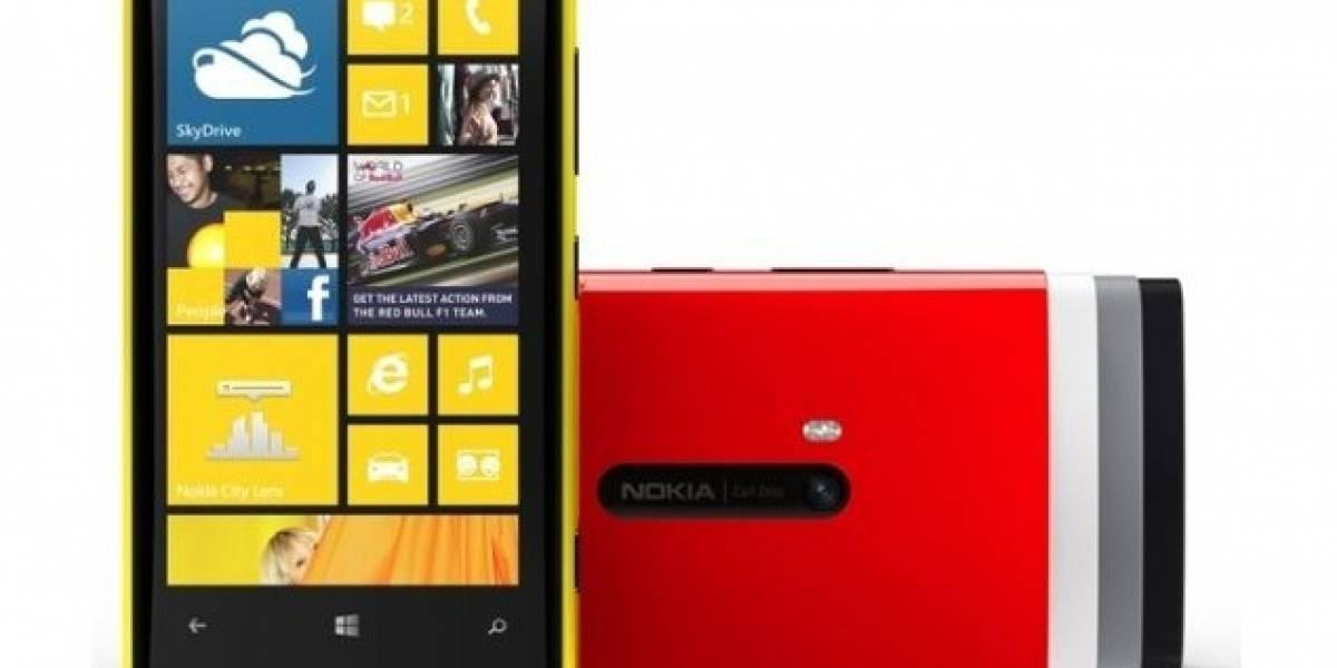 Versión del Nokia Lumia 920 en India soporta 9 bandas LTE