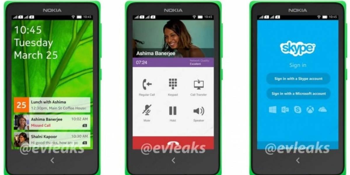 Aparecen nuevas capturas de pantalla del Nokia Normandy con Android