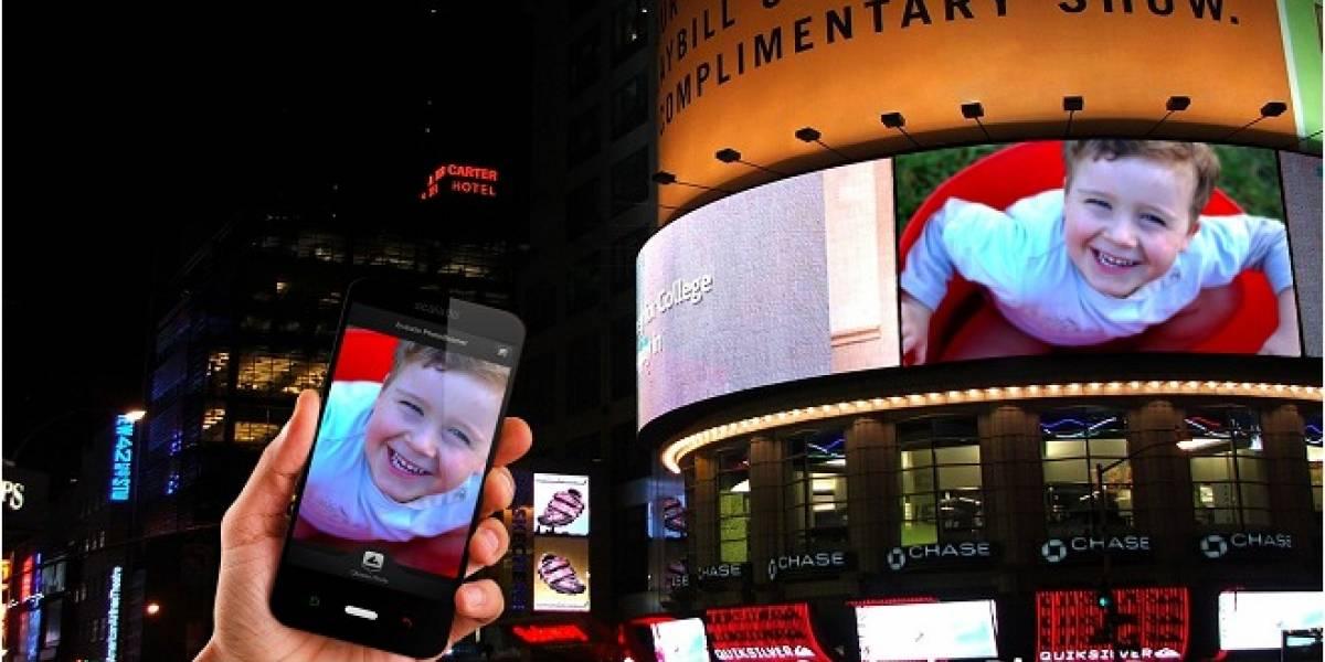 Nokia lanza PhotoBeamer para equipos Windows Phone 7.5