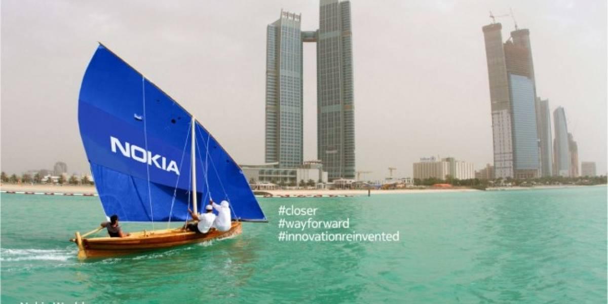 Nokia presentaría 6 nuevos equipos el 22 de octubre en Abu Dhabi