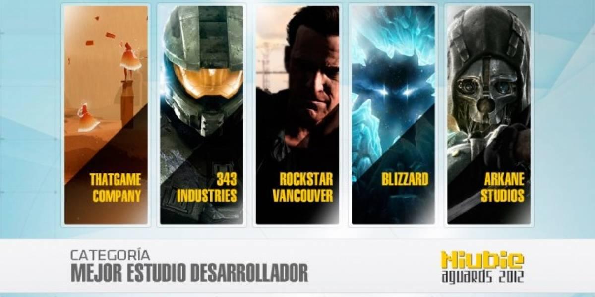 Niubie Aguards: Vota por el Mejor Estudio Desarrollador de 2012