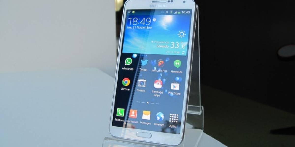 Samsung podría lanzar un Galaxy Note 3 algo descafeinado en MWC 2014