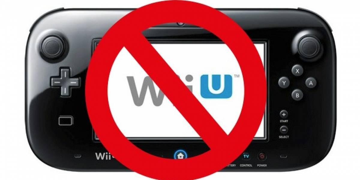 Juegos de Wii U y Pro Controller tienen precio, GamePad no se venderá por separado