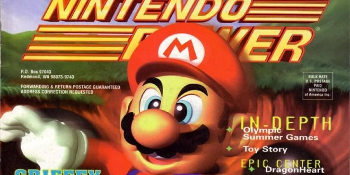 Confirmado: Nintendo Power cerrará sus puertas a finales de año