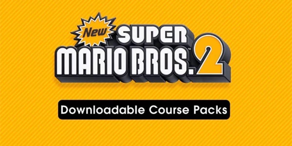 New Super Mario Bros. 2 tiene nuevo contenido descargable