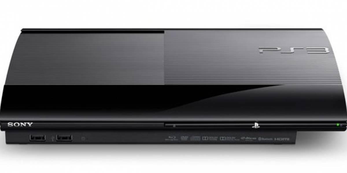TGS 12: Sony presenta el nuevo modelo de PlayStation 3