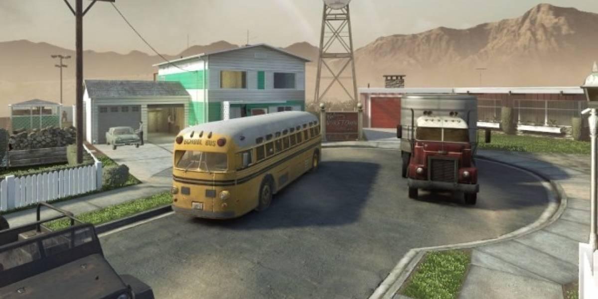 Nuketown volverá en Call of Duty: Black Ops II