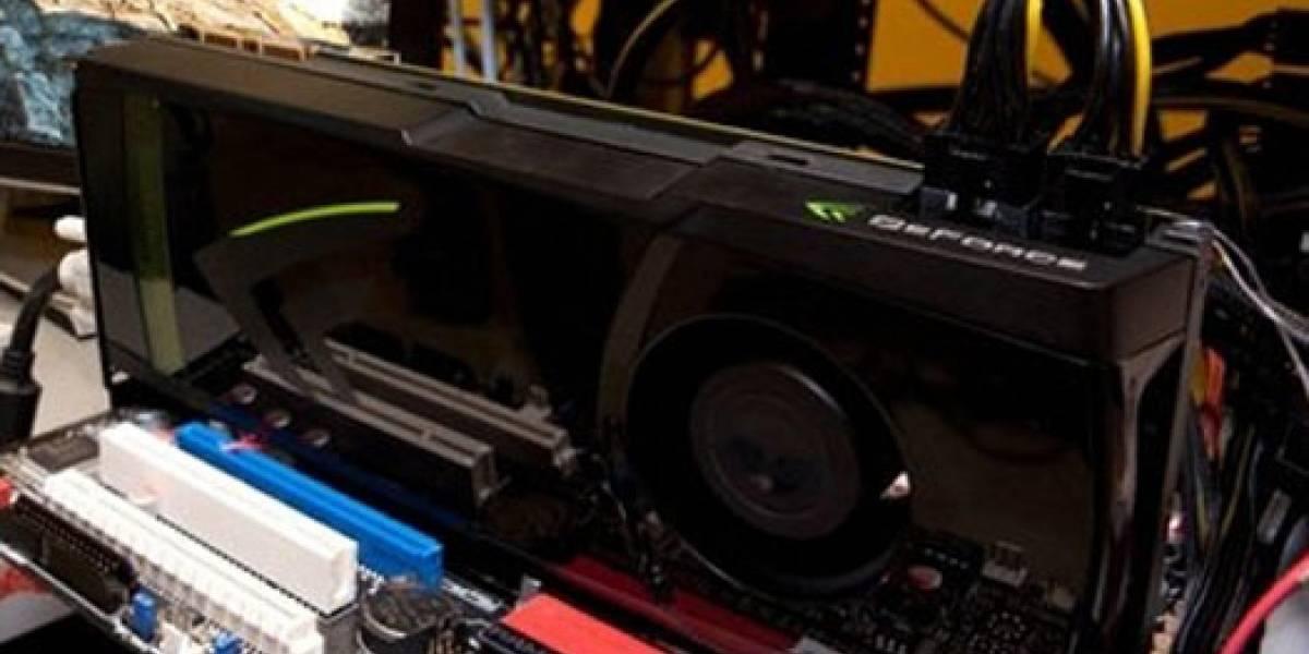 GTX 480 OC pedirá 305W