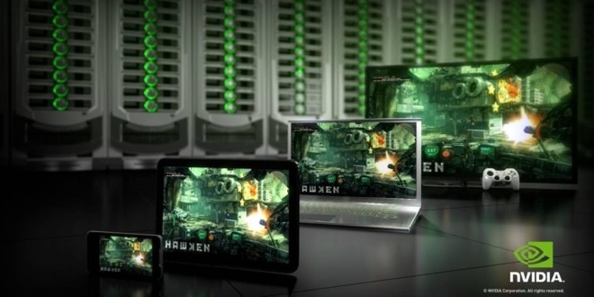 NVIDIA anuncia GeForce GRID, su plataforma para jugar en la nube