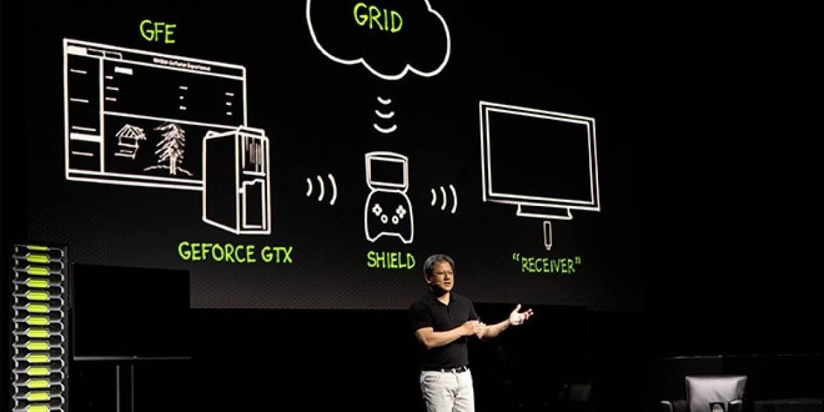 CES 2013: NVIDIA Grid se renueva para los juegos en la nube
