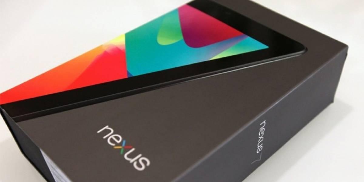 Ejecutivo de ASUS confirma la segunda Nexus 7 para julio y revela especificaciones
