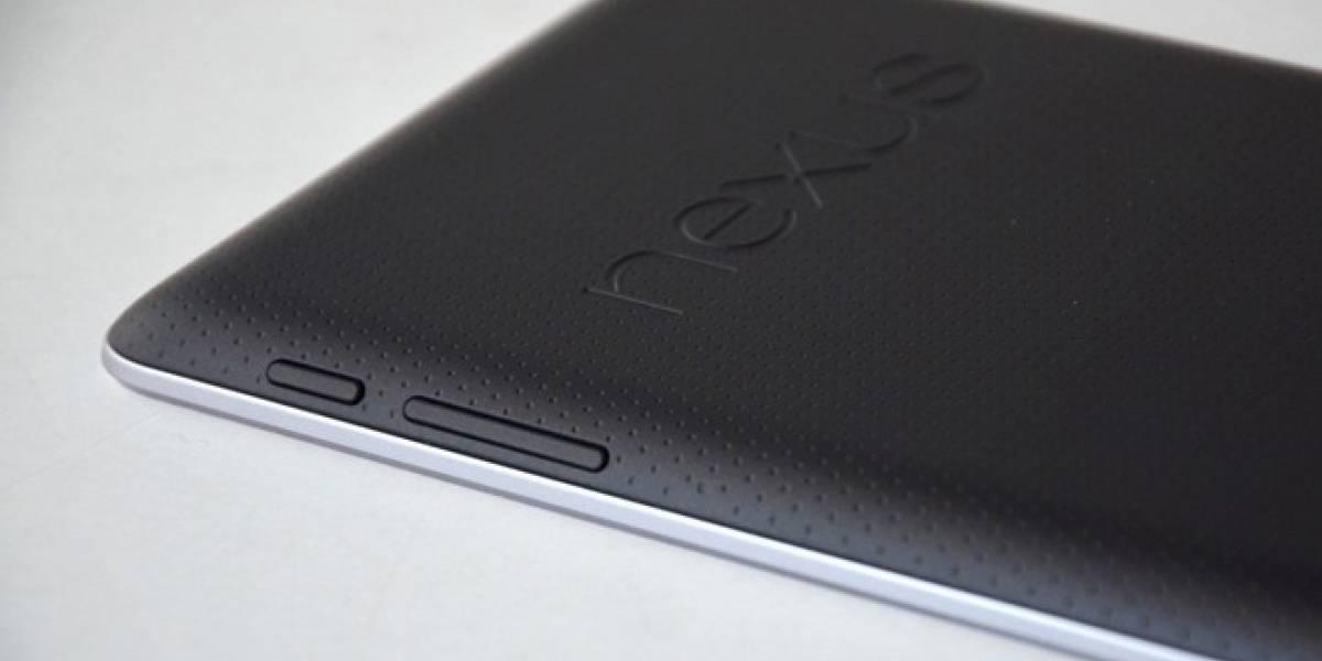La segunda venida de la Nexus 7, un secreto a punto de ser develado