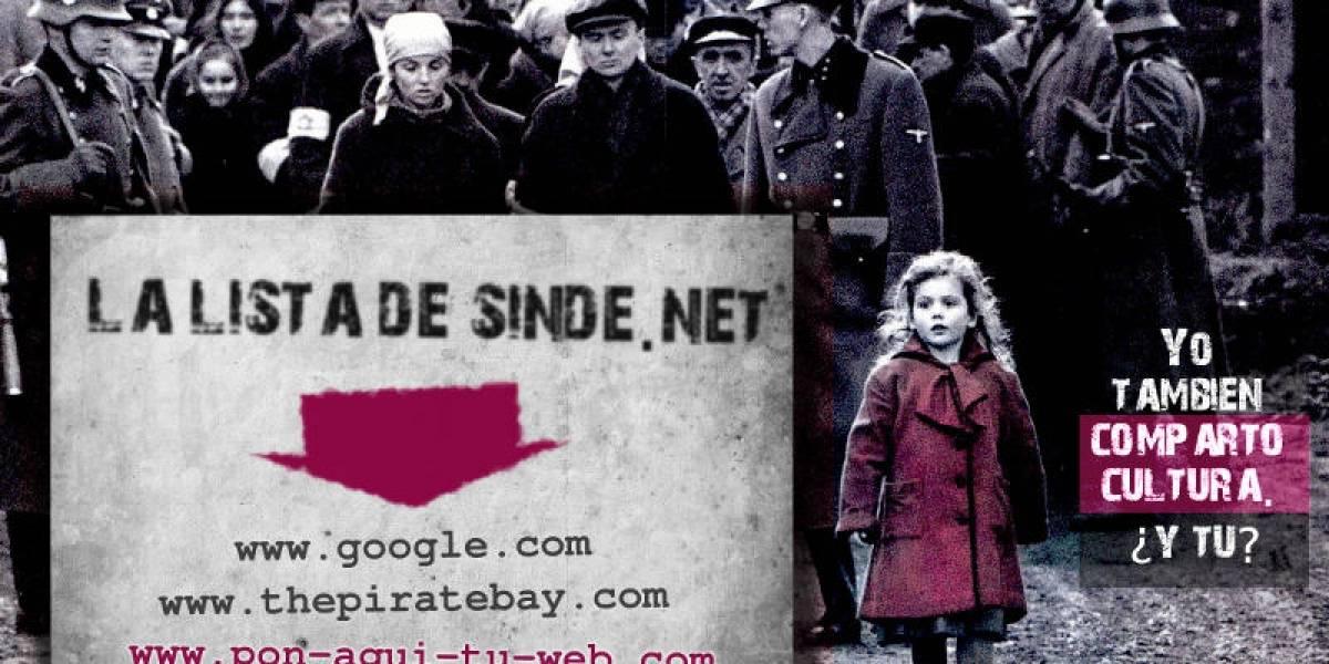 España: La lista de Sinde