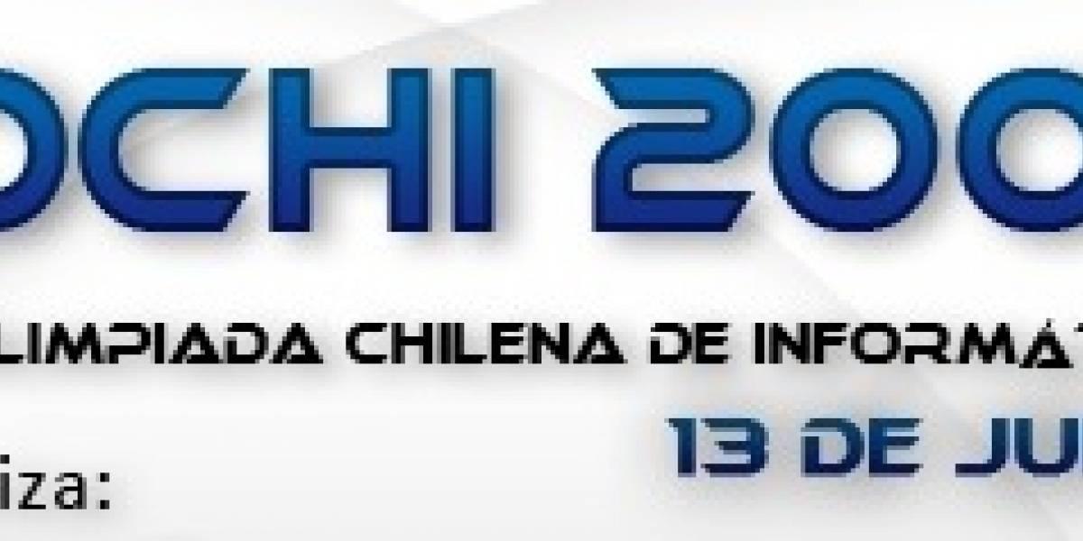 Olimpiada Chilena de Informática 2009