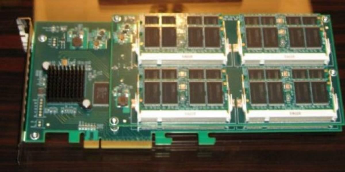 OCZ planea lanzar SSD que escribe a 1.2 GB/s