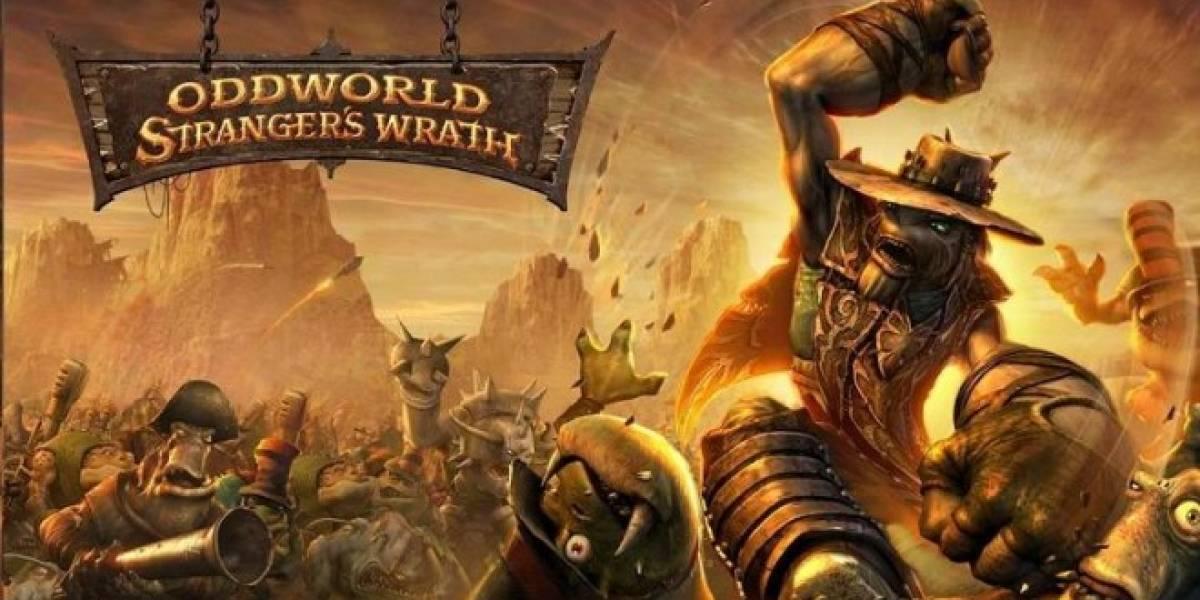 Oddworld no aparecería en XBLA por problemas de espacio