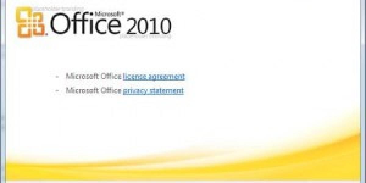 Office 2010 será lanzado el 15 de junio