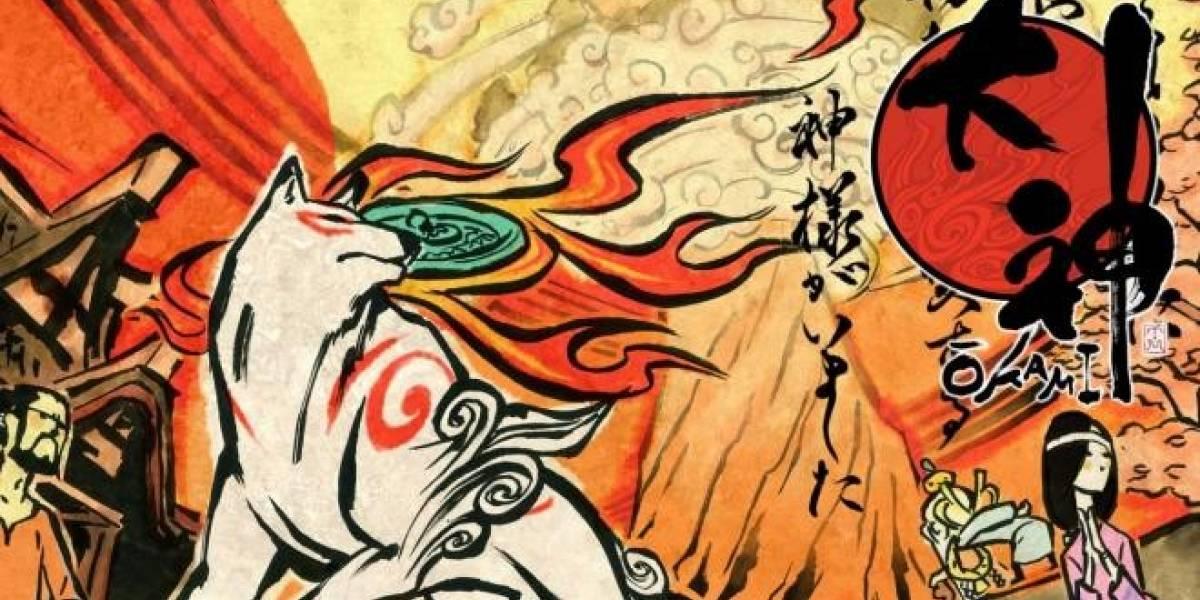 Capcom anuncia un gran regreso: Okami HD