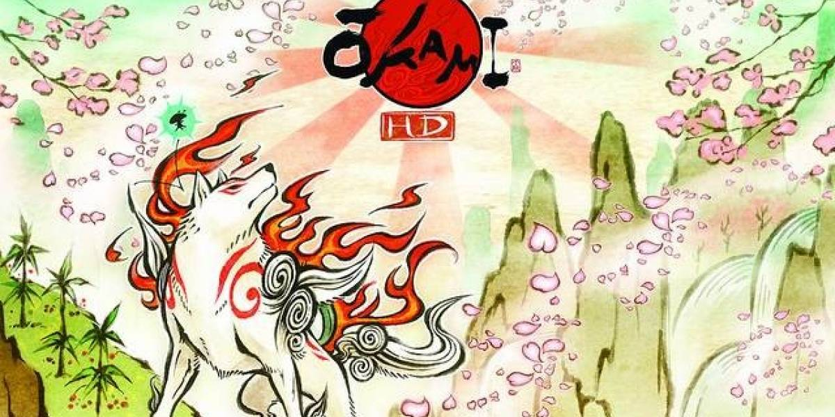 Okami HD ya está disponible en la PlayStation Store