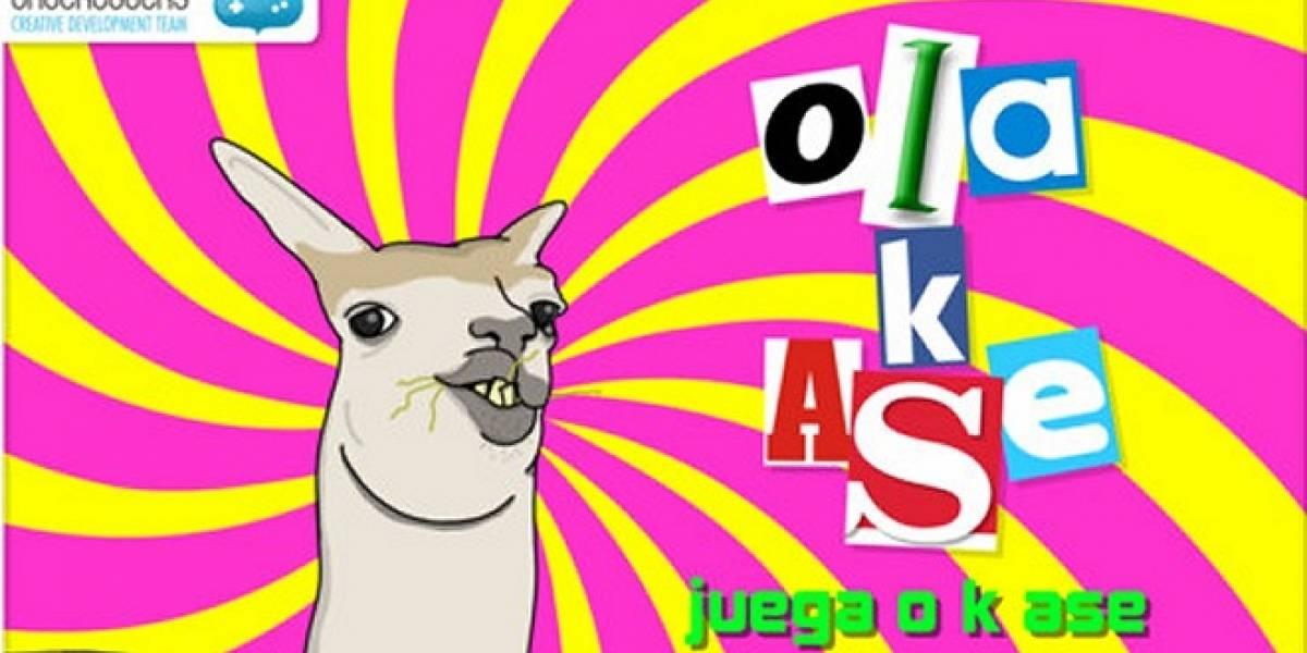 Ola k ase, juega o k ase