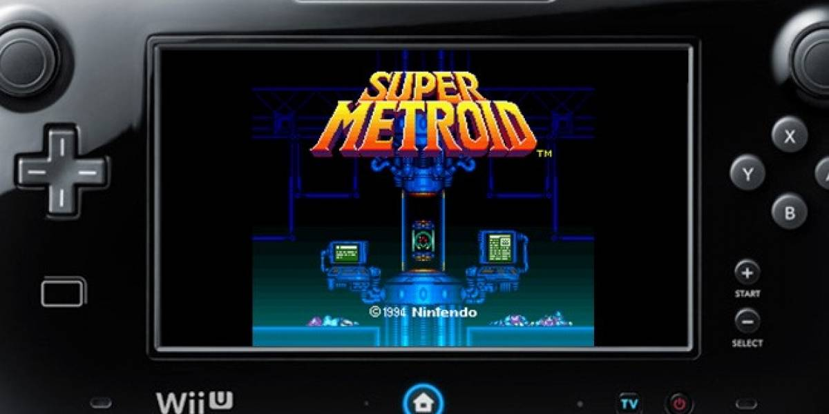 E3 2012: Podrás jugar títulos de Virtual Console con el control Wii U Gamepad